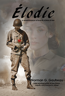 cover image for Élodie with image of WWII soldier